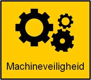 Machineveiligheid pictogram