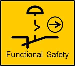 functional safety pictogram